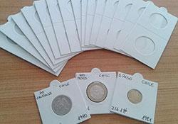 Vender coleccion de monedas antiguas