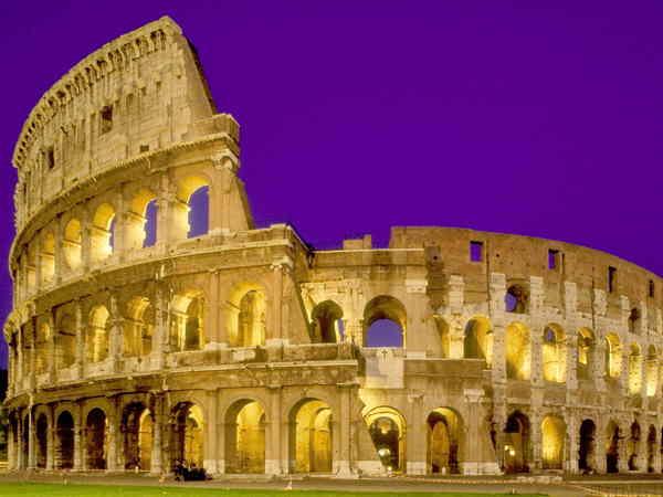Coliseo Romano en Numismatica Madrid