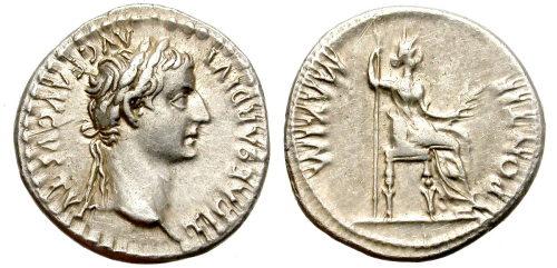 Denario Biblico o denario del tributo