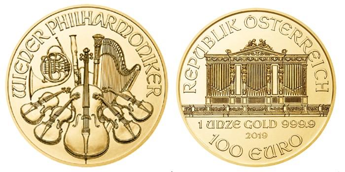 Filarmonica de Viena - Compraventa Madrid Oro
