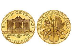Compraventa monedas de oro