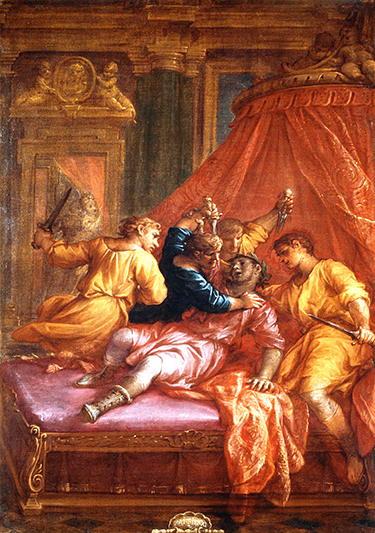 Asesinato del emperador
