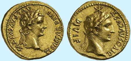Aureo Tiberio Ric 34