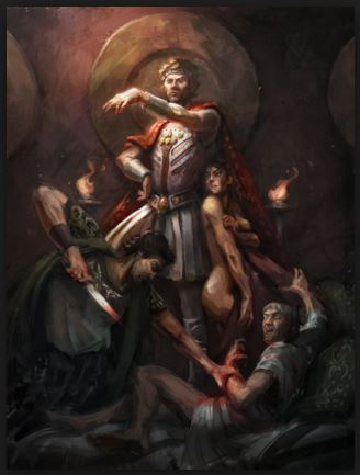 Caligula Emperador Romano