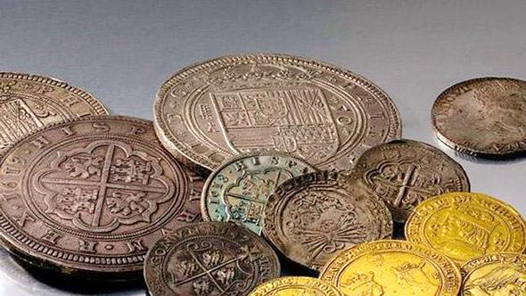 Empezar una coleccion de monedas