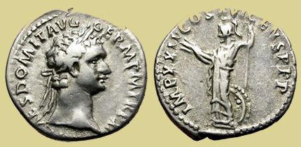 denario de domiciano