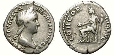 denario de plata