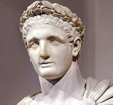 Emperador Domiciano - en los doce cesares de Roma