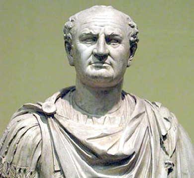 Emperador Tito Flavio Vespasiano