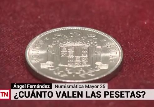 vender monedas madrid