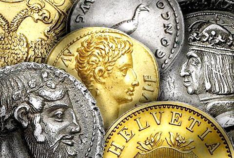 coleccionismo de monedas