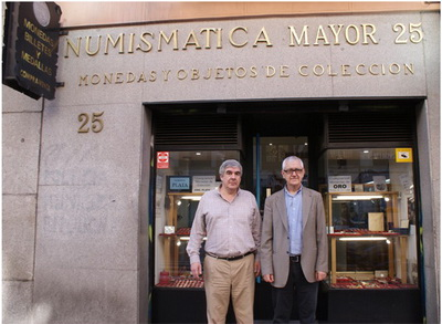 Numismaticos Madrid