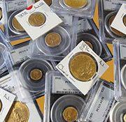 Compraventa de monedas antiguas en MADRID
