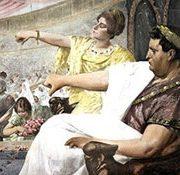 Emperador Neron Roma